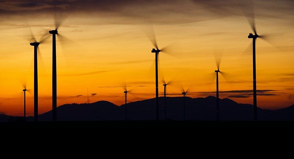 Energía eólica (imagen referencial)
