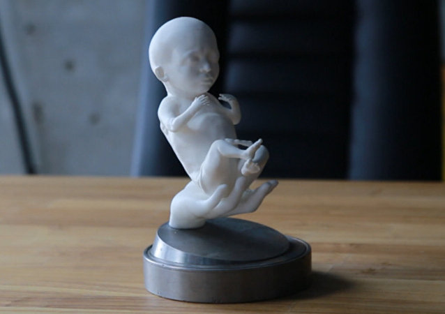Las embarazadas ahora pueden 'imprimir' a sus hijos