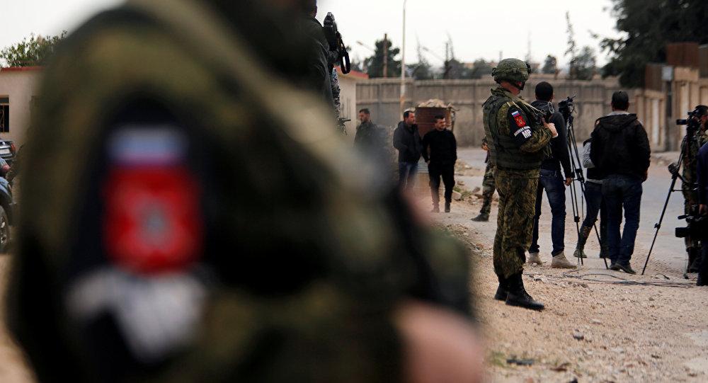 Situación en la Guta Oriental, Siria (archivo)