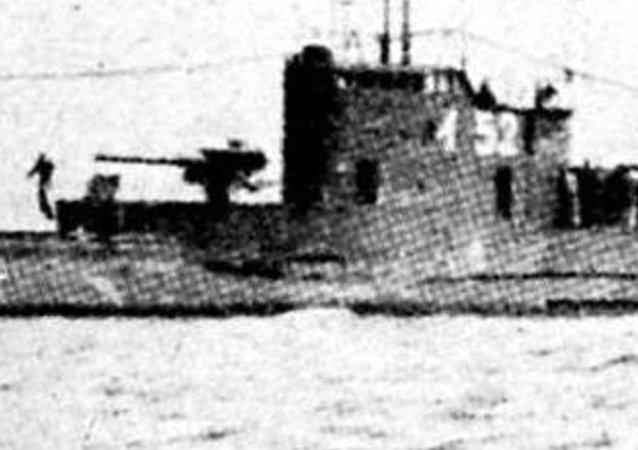 El submarino I-52