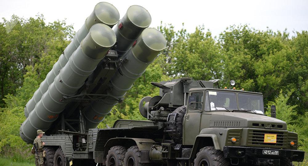El sistema de misiles antiaéreo S-300