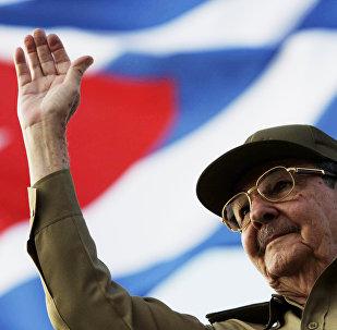 Raúl Castro, primer secretario del Partido Comunista de Cuba (archivo)