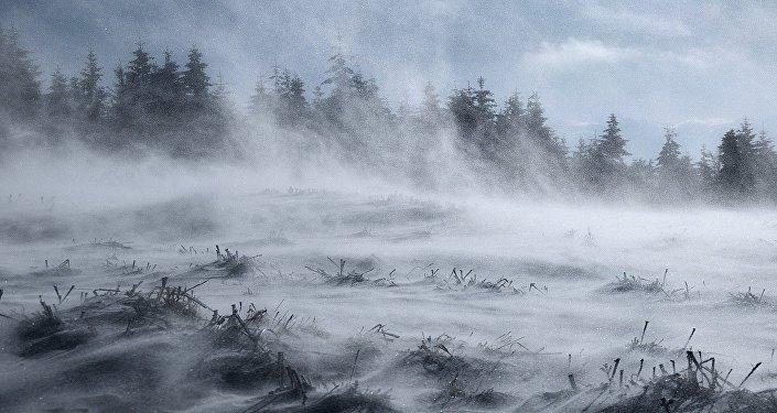 Territorios cubiertos de nieve