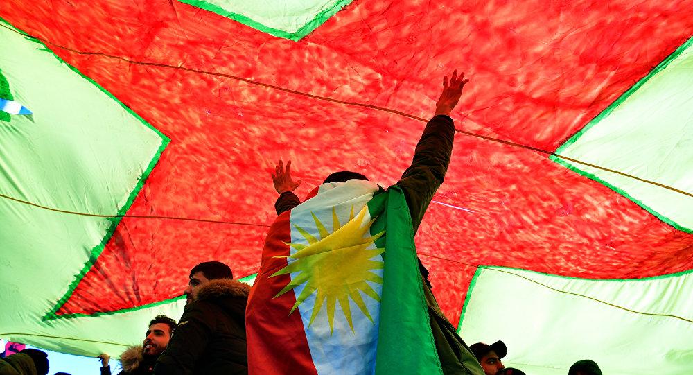 Partidarios de Kurdistán iraquí