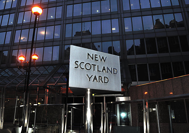 Logo de Scotland Yard