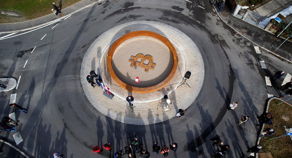 El primer monumento del mundo dedicado a la tecnología 'blockchain' en Slovenia