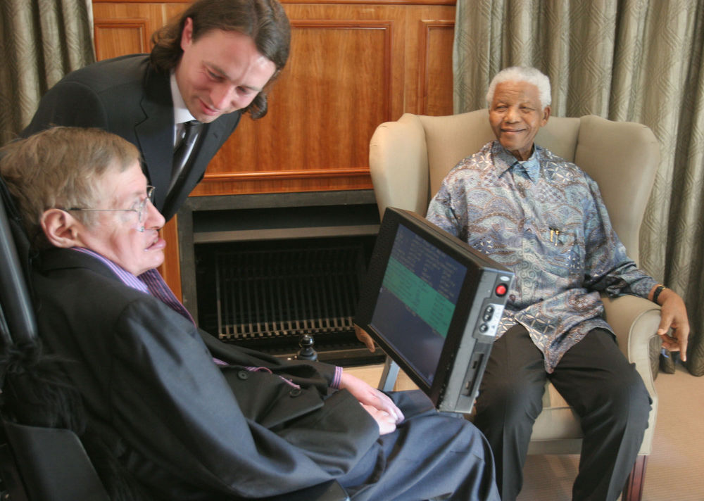 Stephen Hawking: la vida y obra del brillante científico en fotos