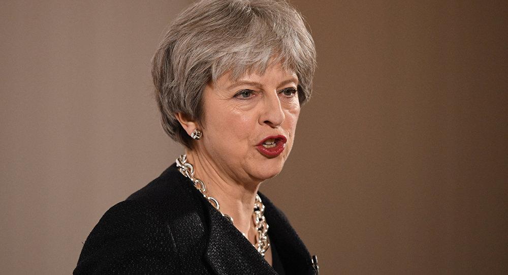 Primera ministra del Reino Unido Theresa May