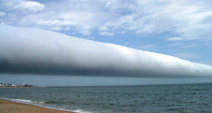 Una nube volutus
