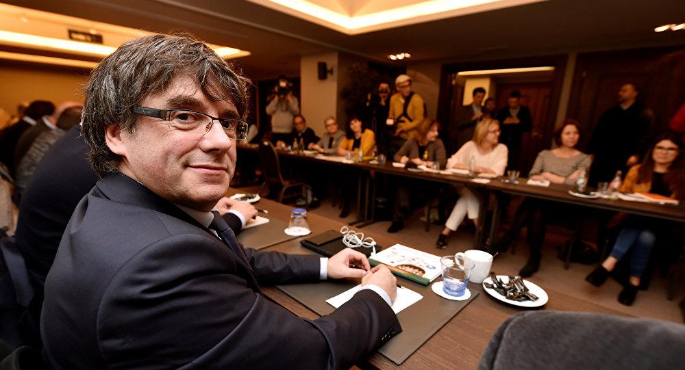 Suiza no detendrá a Puigdemont