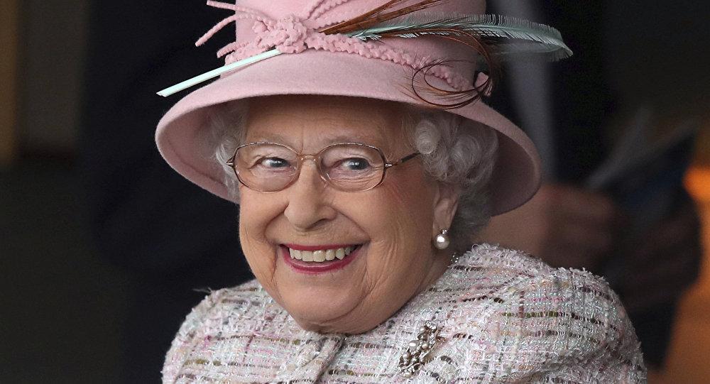 Isabel II, la reina de Inglaterra