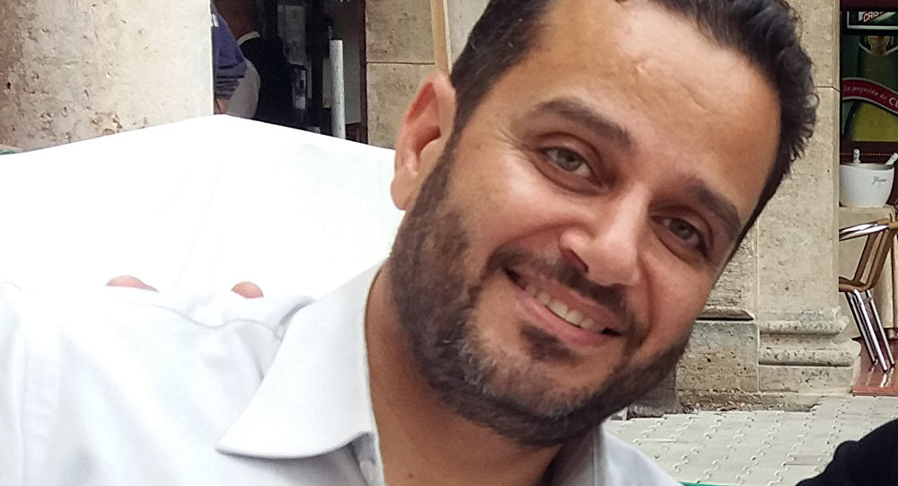 Fady Marouf, periodista