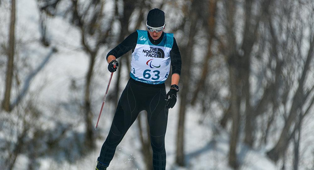 Anna Milenina, paralímpica rusa
