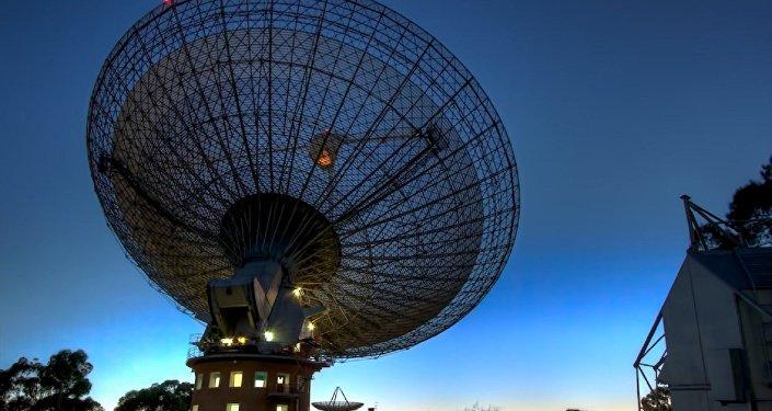 Telescopio Parkes en Australia