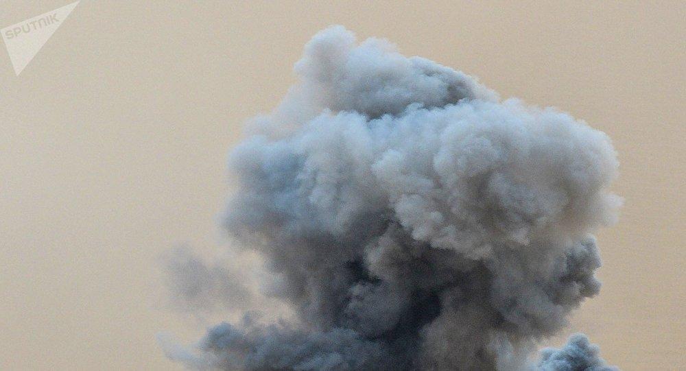 Cortina de humo, imagen referencial