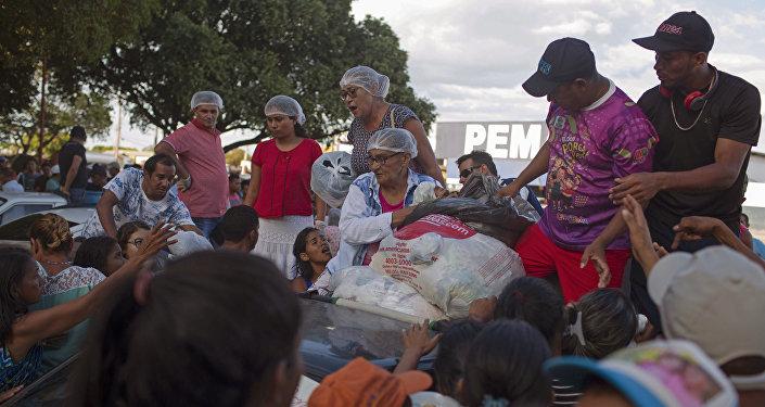 Temer asegura que no cerrará la frontera de Brasil con Venezuela
