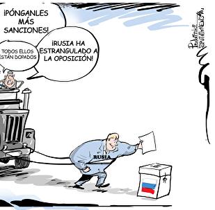 Rusia eligió a su líder pese a las burlas de Occidente