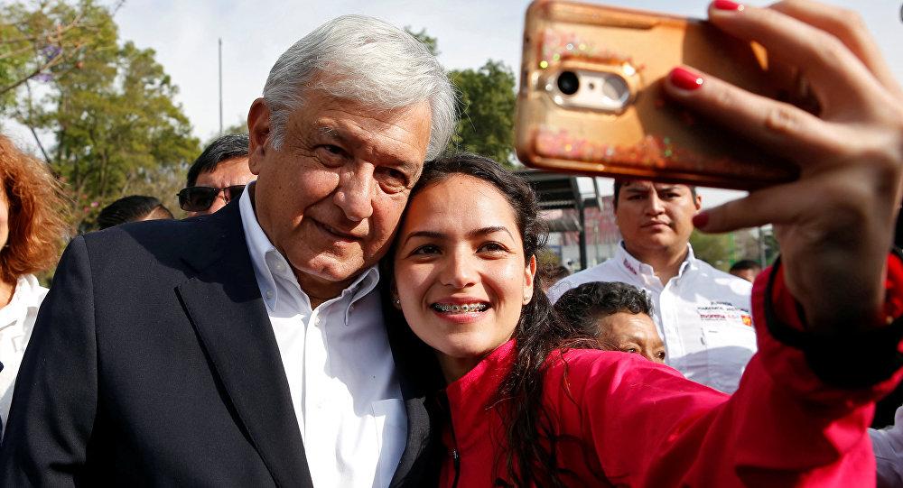 Andrés Manuel López Obrador, político mexicano