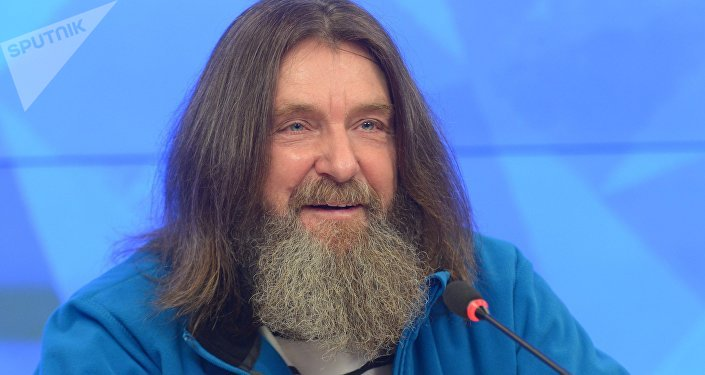 Fiódor Kóniujov, famoso viajero ruso