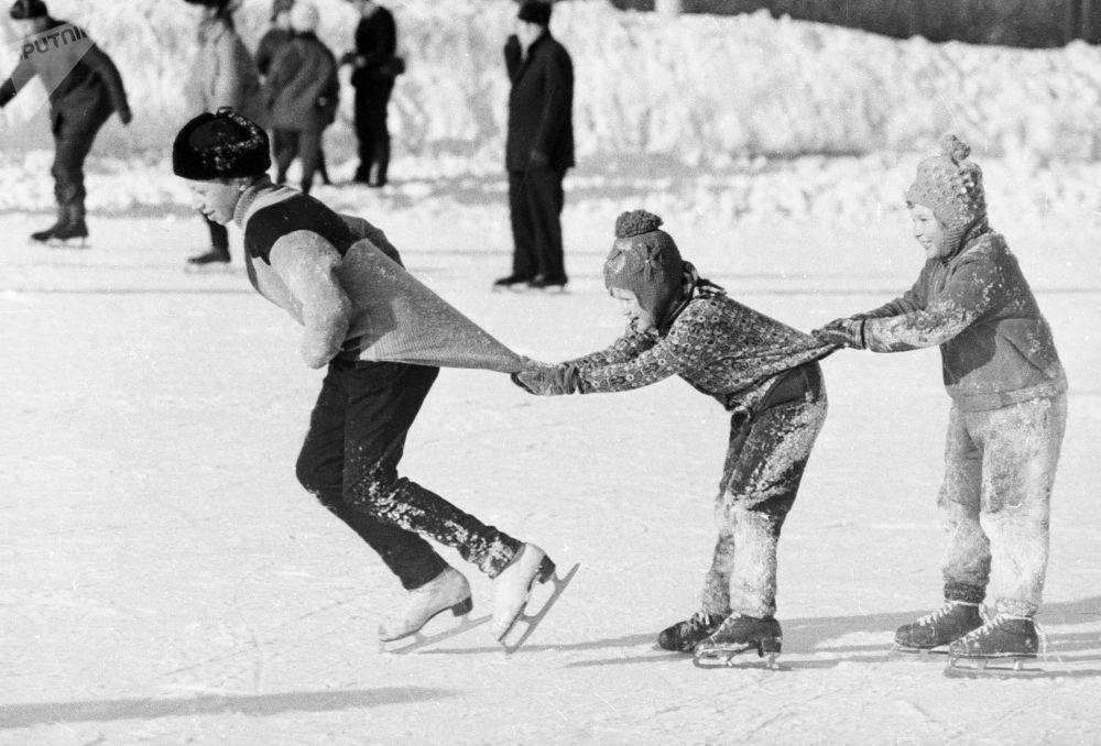 Felicidad a la soviética: ¿qué divertía a los habitantes de la URSS?