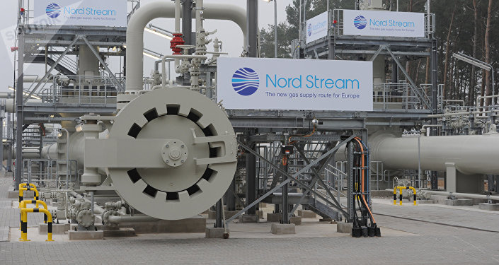 Gasoducto Nord Stream