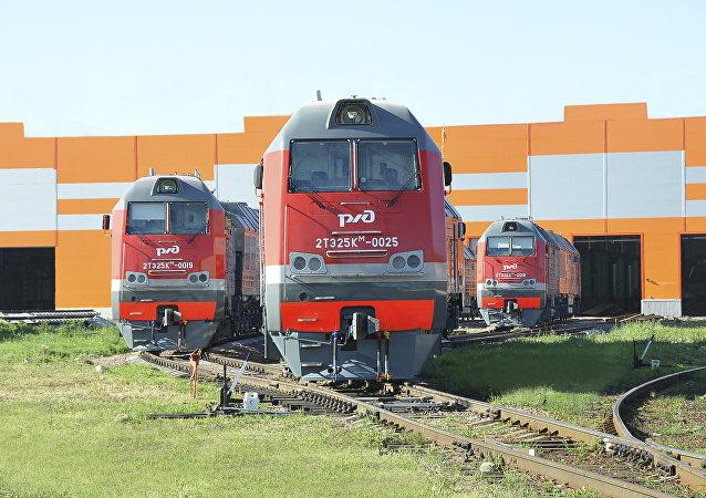Trenes de Transmashholding