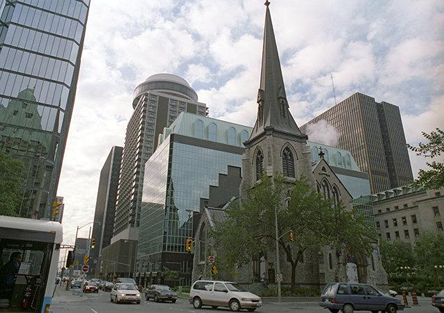 Ottawa, la capital de Canadá