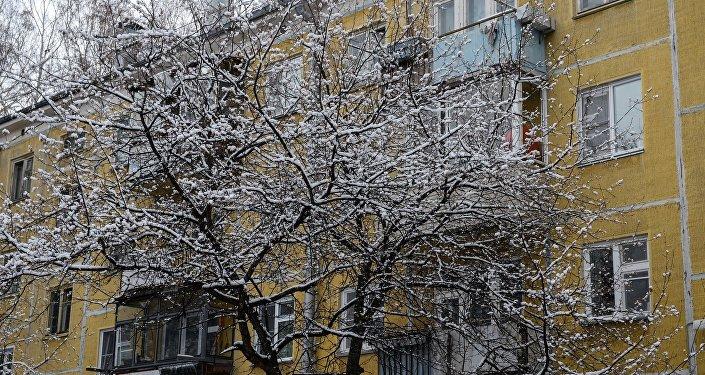 Una vivenda en Rusia (imagen referencial)