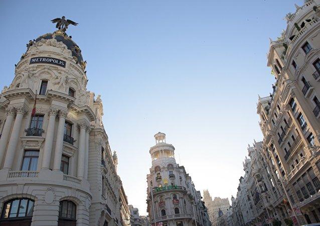 Madrid, la capital de España (imagen referencial)
