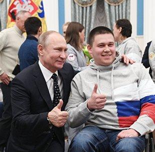 Los atletas paraolímpicos rusos