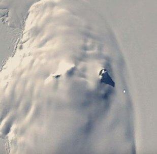 ¿Muestra Google Earth una pirámide misteriosa en la Antártida?