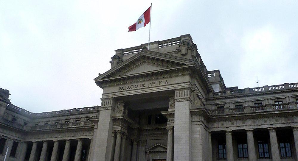 Palacio de Justicia de Perú