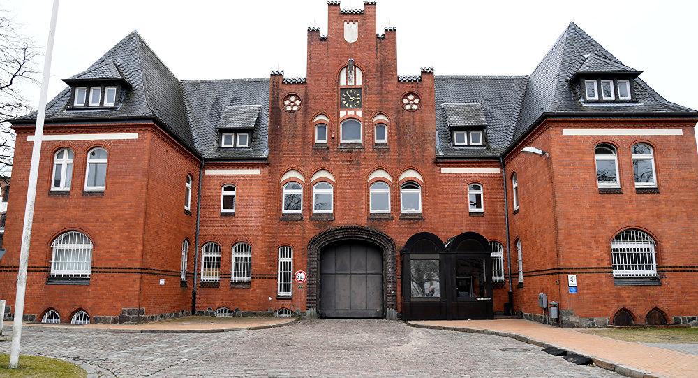 La prisión de Neumünster, en el estado federado de Schleswig-Holstein, Alemania