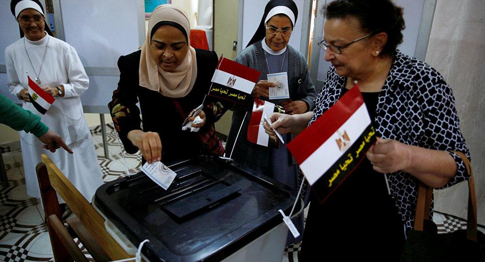 Las elecciones presidenciales en Egipto