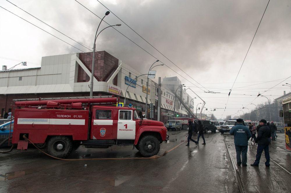 El día de la tragedia que Kémerovo nunca olvidará