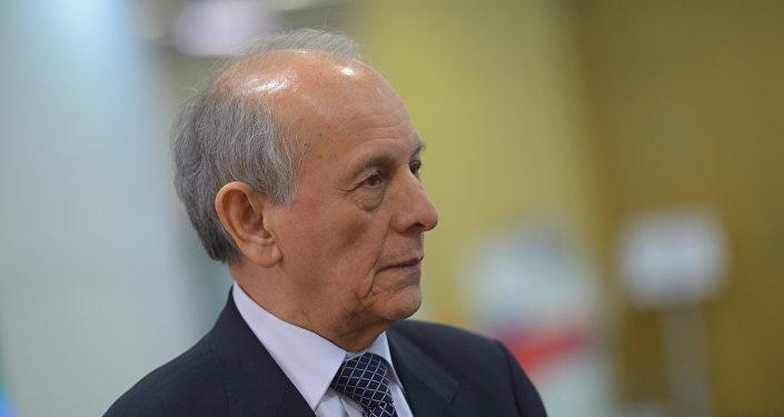 Embajador Ramón Díaz Pereira