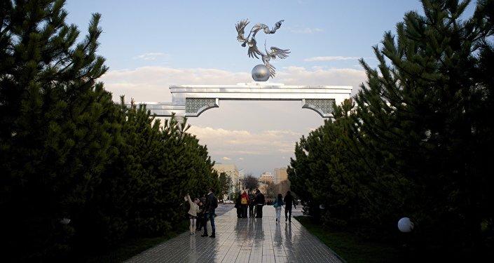 Taskent, la capital de Uzbekistán
