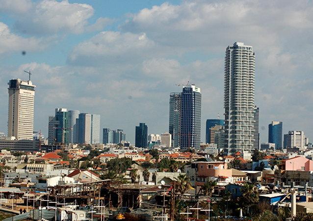 Tel Aviv, la capital de Israel