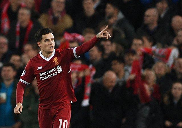 Un futbolista británico (imagen referencial)