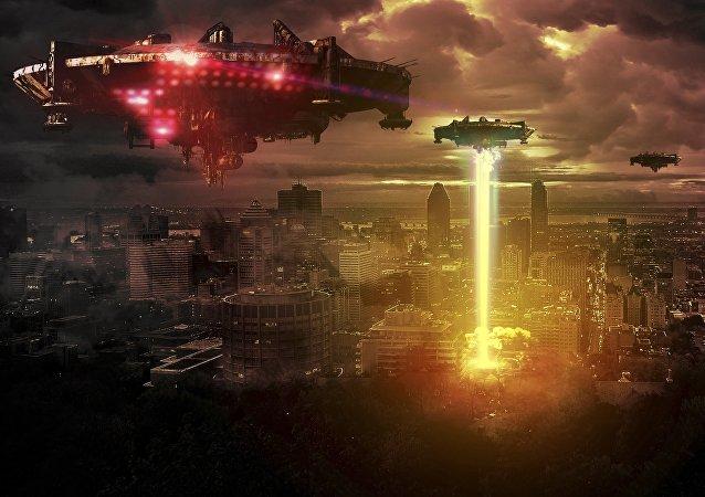 La guerra del futuro, imagen ilustrativa