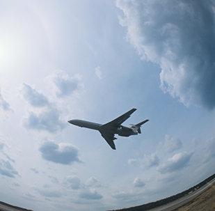 Tupolev Tu-154 (archivo)