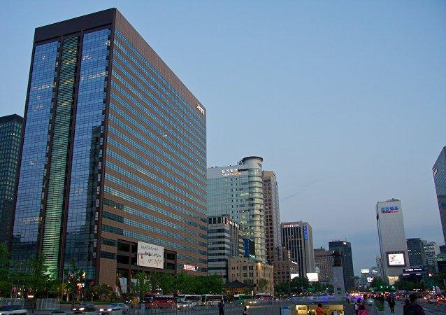 Seul, la capital de Corea del Sur