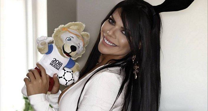 Suzy Cortez, miss BumBum 2015