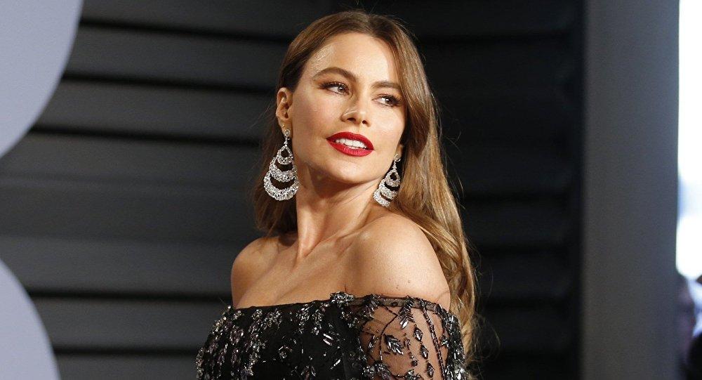 Sofía Vergara, actriz colombiana