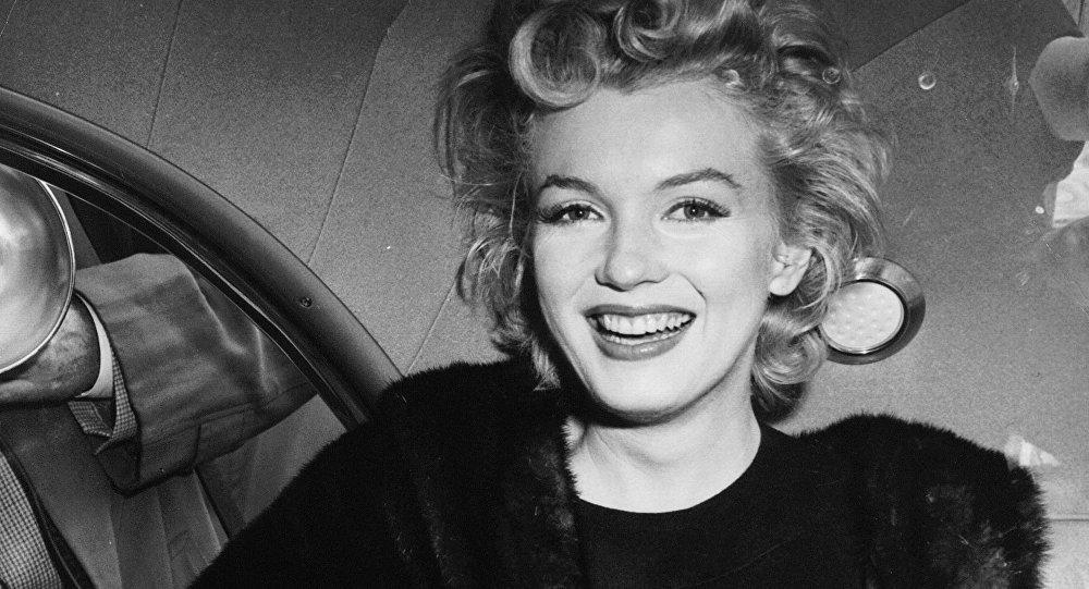 Marilyn Monroe, actriz estadounidense