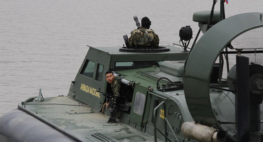La Armada de Colombia