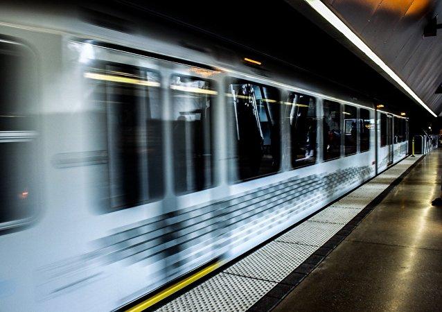 Tren de metro (imagen referencial)