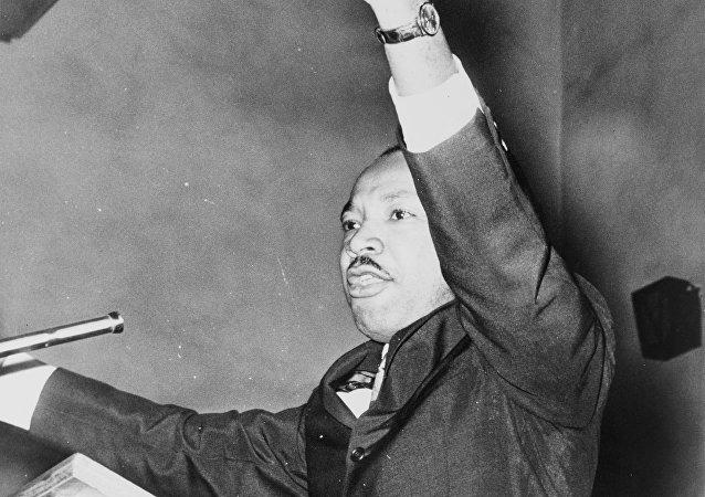 Martin Luther King, pastor estadounidense (archivo)