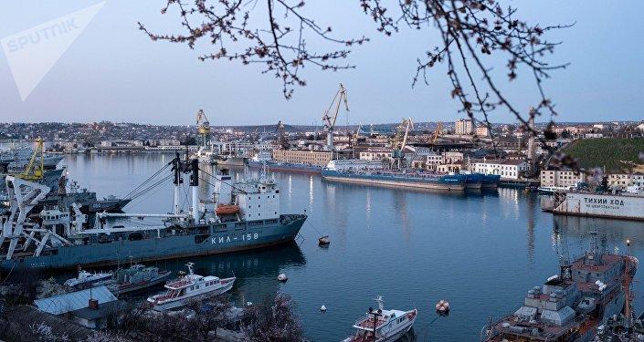 El puerto de Sebastópol