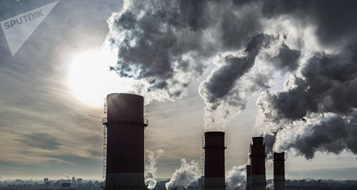 Una central eléctrica (imagen referencial)